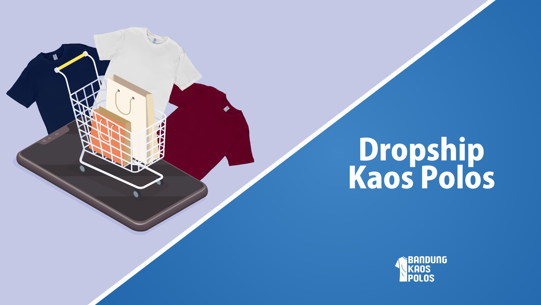Dropship Kaos Polos