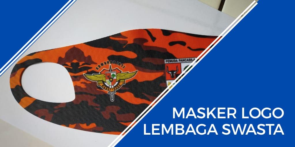 masker logo lembaga swasta