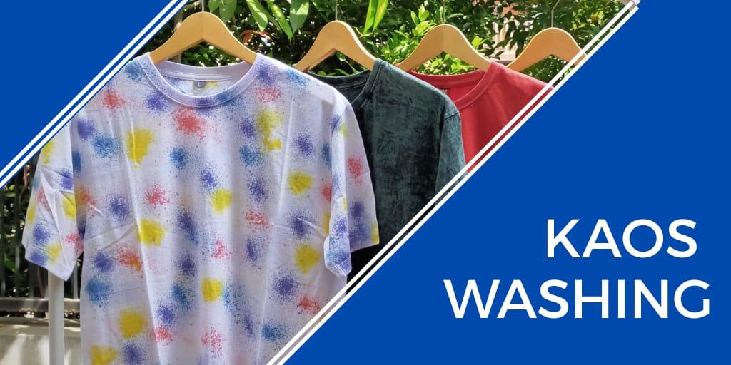 kaos washing
